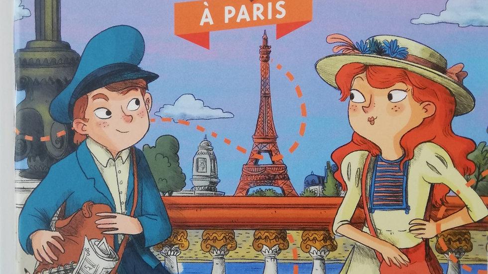 Je mène l'enquête à Paris