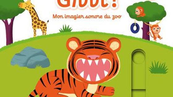 Grrr ! mon imagier sonore du zoo