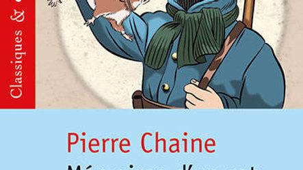 Mémoires d'un rat / Pierre Chaine