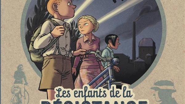 Les enfants de la Résistance T.3 ; les deux géants