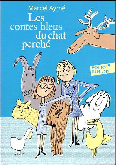Les contes bleus du chat perché - Marcel Aymé