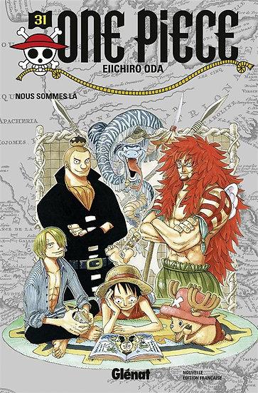 One Piece - édition originale T.31 ; nous sommes là