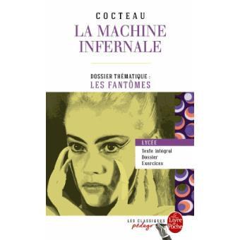 La machine infernale - Jean Cocteau