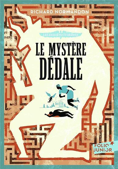 Les enquêtes d'Hermès T.1 ; le mystère Dédale - Richard Normandon