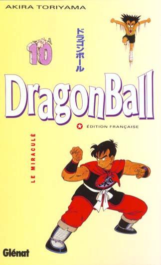 Dragon ball t.10 ; le miraculé