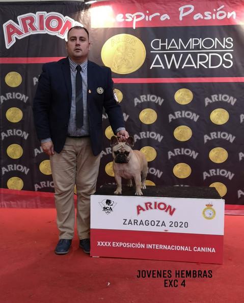 KENYA- EXP.INTERNACIONAL ZARAGOZA 2020