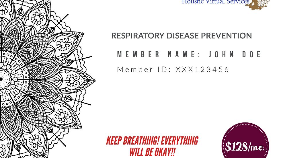 Respiratory Disease Prevention