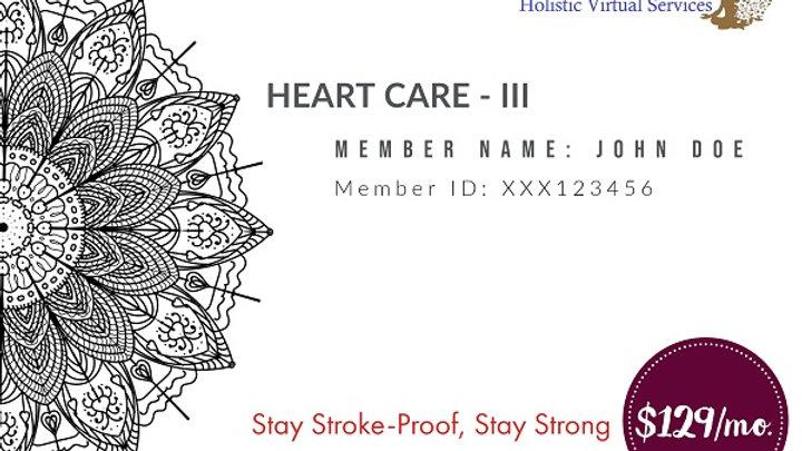 Heart Care - III
