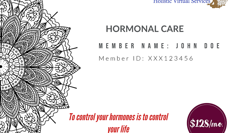 Hormonal Care