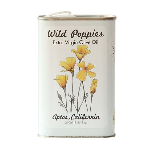 Wild Poppies Olive Oil