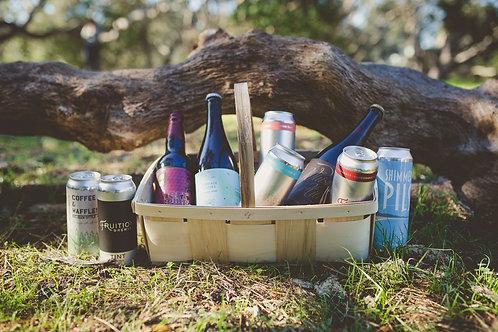 Local Beer Basket