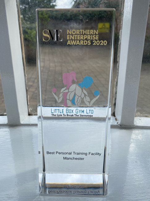 Best Personal Training Facility - Manchester