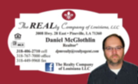 Daniel McGlothlin, Realtor