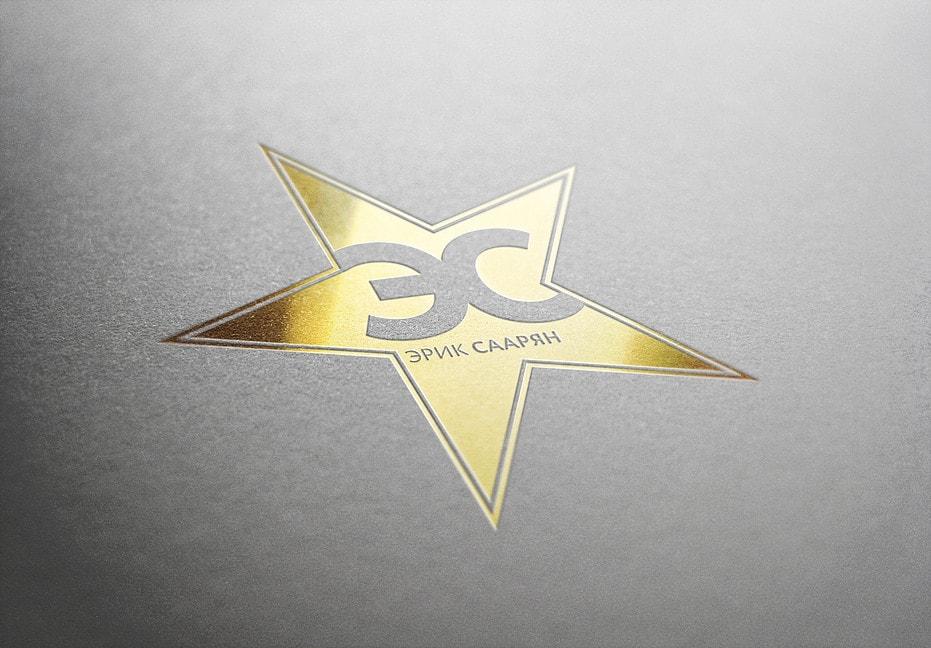 Логотип для исполнителя Эрика Сааряна - Media Quant Studio