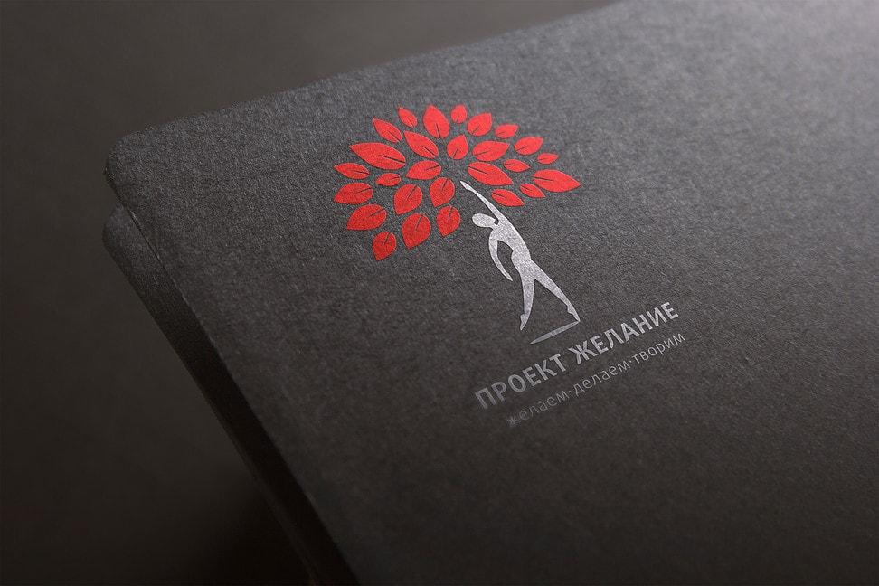 Логотип проеткта Желание - Media Quant Studio