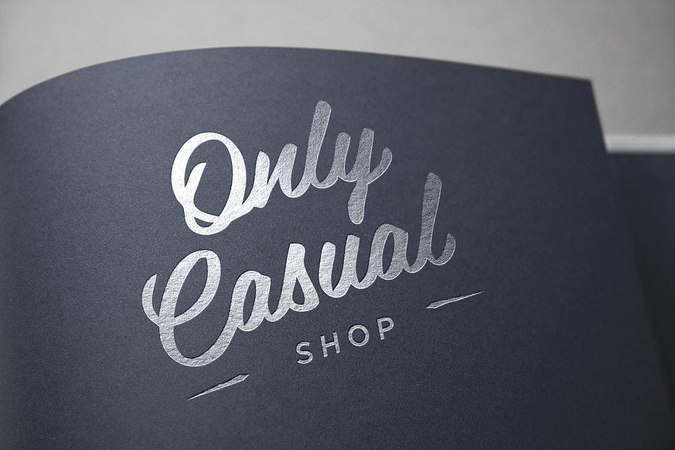 Логотип для магазина одежды - Media Quant Studio
