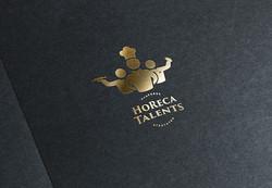 Логотип для кадрового агентства - Media Quant Studio