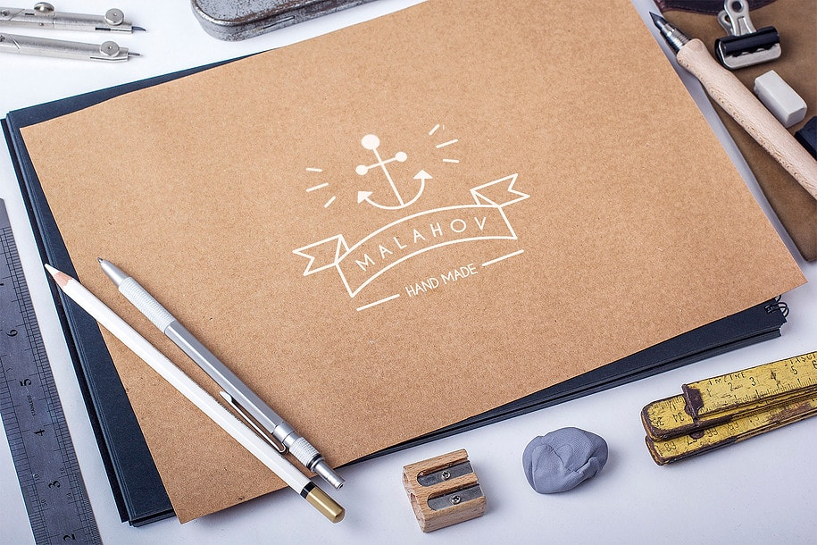 Логотип для Малахова - Media Quant Studio