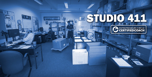 Studio 411, Dom Walton's private Business Support group