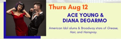 ACE YOUNG DIANA DEGARMO BELL WORKS
