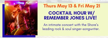 COCKTAIL HOUR WITH REMEMBER JONES BELL W
