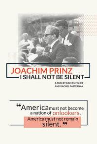 Joachim Prinz - I Shall Not Be Silent