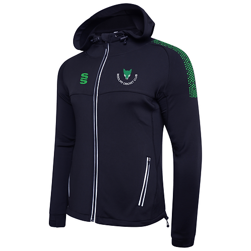 Full Zipped Hoodie - Woolpit CC