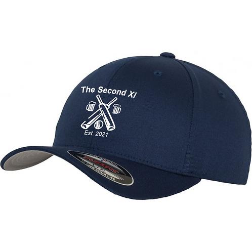 Flexfit Baseball Cap - The Second XI