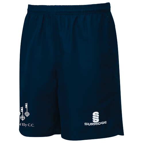 Ripstop Training Shorts - City of Ely CC
