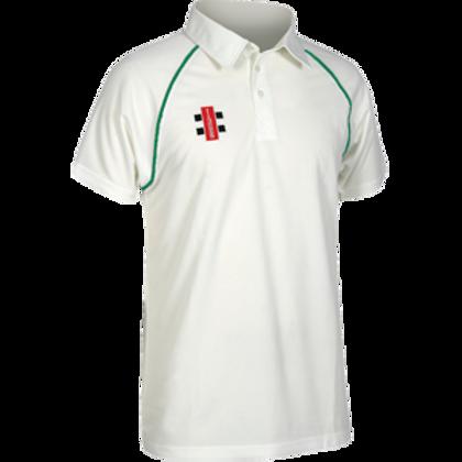 Gray-Nicolls Matrix Short Sleeve Shirt