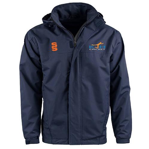 Full Zipped Fleece Lined Jacket - KJH Cricket