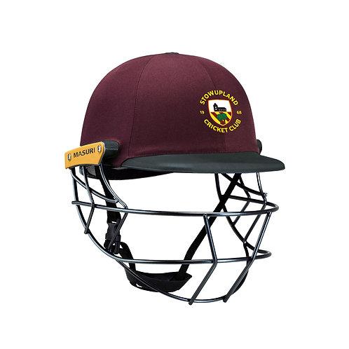 Masuri C-Line Plus Helmet - Stowupland CC
