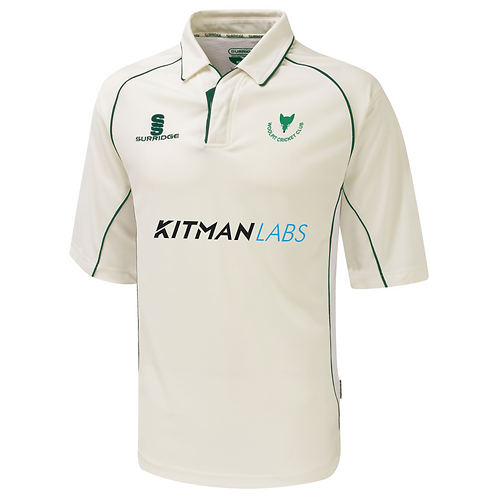 Junior Premier Match Shirt - Woolpit CC