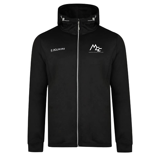 Full Zipped Hoodie - Marston Coaching
