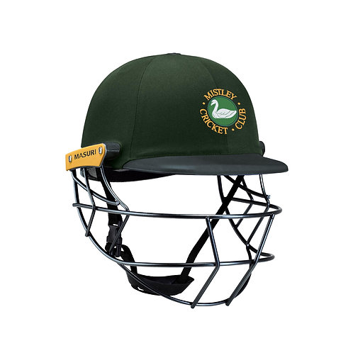 Masuri C-Line Plus Helmet - Mistley CC