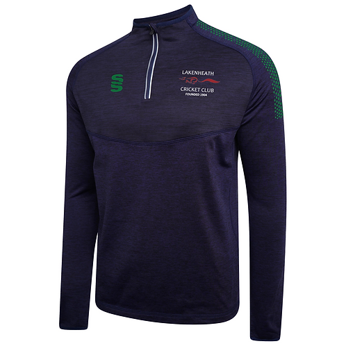 Quarter Zip Performance Top - Lakenheath CC