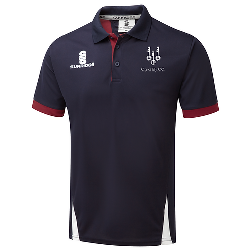 Blade Polo Shirt - City of Ely CC