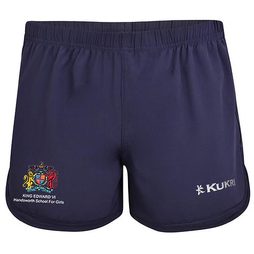 Ladies Training Shorts - King Edward VI Handsworth