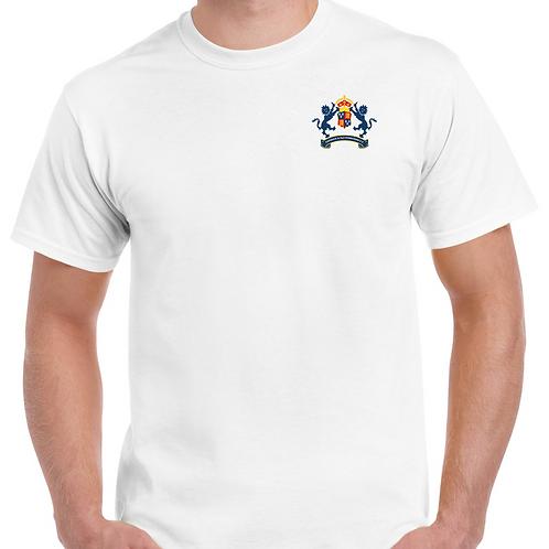 Cotton T-Shirt - Copdock & OI CC