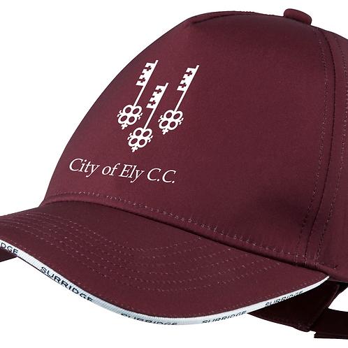 Baseball Cap - City of Ely CC