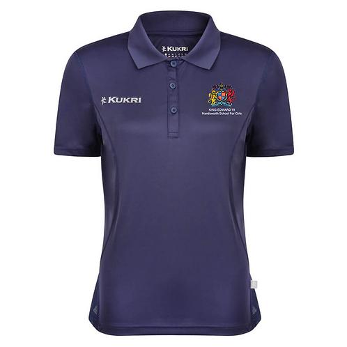 Ladies Technical Polo Shirt - King Edward VI Handsworth