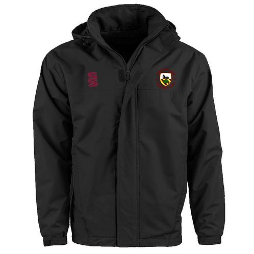 Full Zipped Fleece Lined Jacket - Stowupland CC