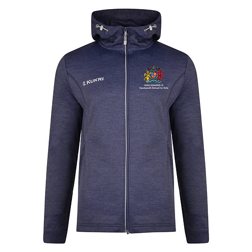 Mens Full Zipped Hoodie - King Edward VI Handsworth