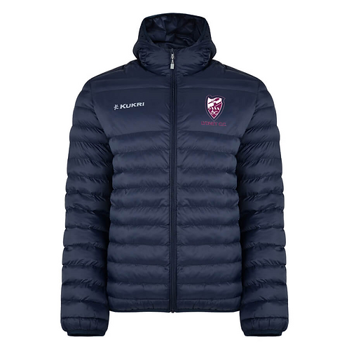 Adult Lightweight Padded Jacket - Lydney CC