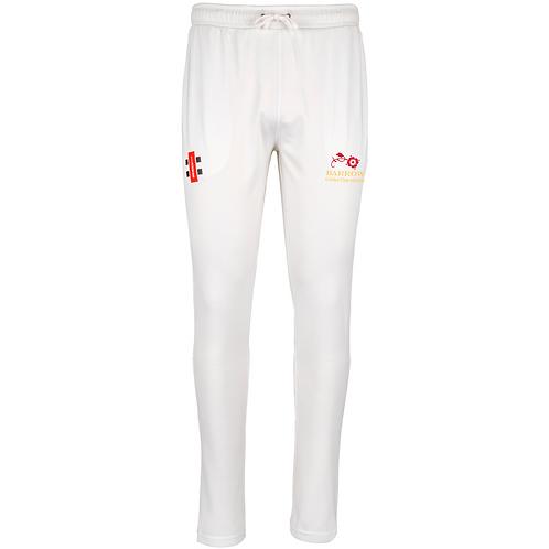 Pro Performance Trousers - Barrow CC
