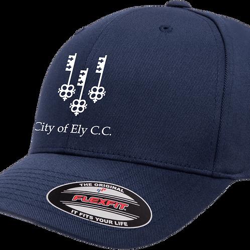 Flexfit Baseball Cap - City of Ely CC