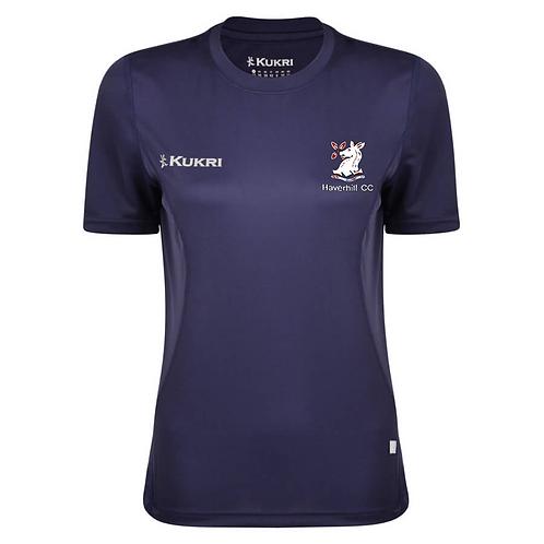 Ladies Technical T-Shirt - Haverhill CC