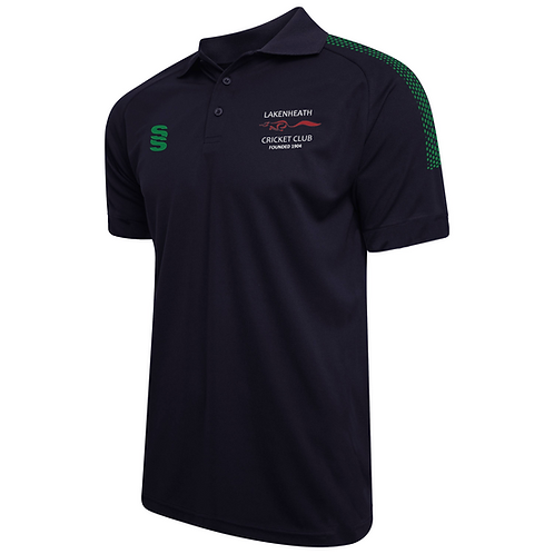 Dual Polo Shirt - Lakenheath CC