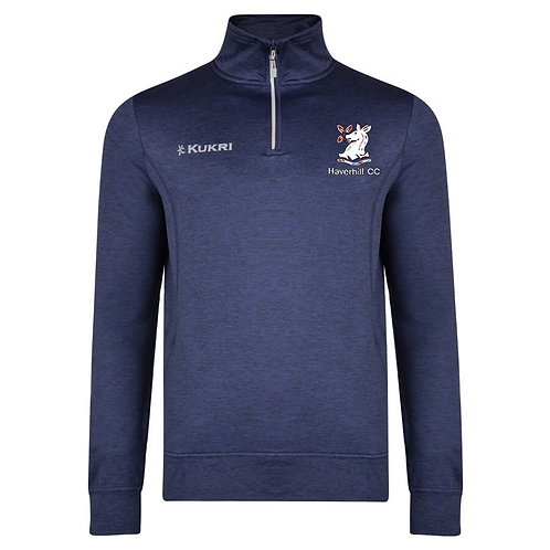 Quarter Zip Track Top - Haverhill CC