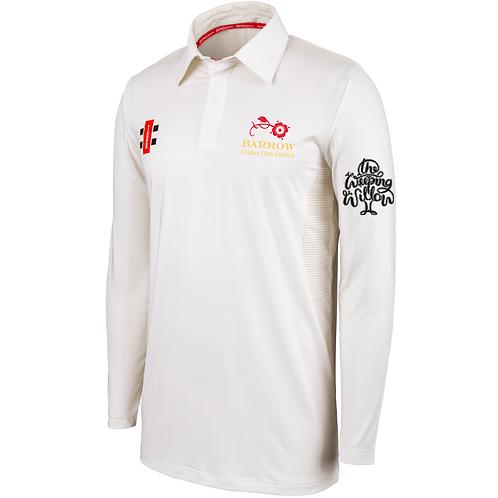 Pro Performance Long Sleeve Shirt - Barrow CC